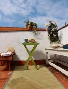 Single idyllic room, best location - Barcelona - Appartement