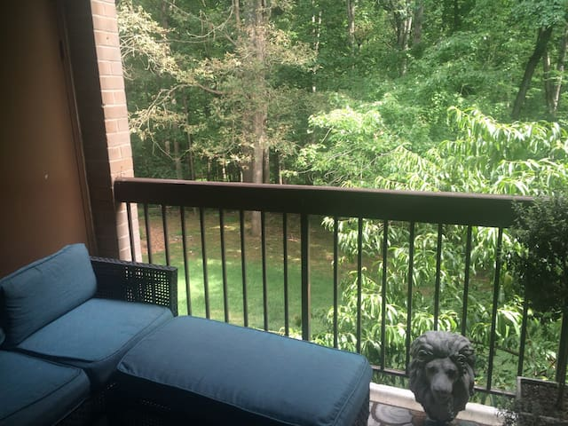 Chic condo minutes from DC Metro - Reston - Appartement en résidence