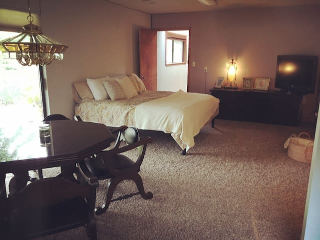 Private Mom-In-Law Suite - Close To Everything - Tulsa - House
