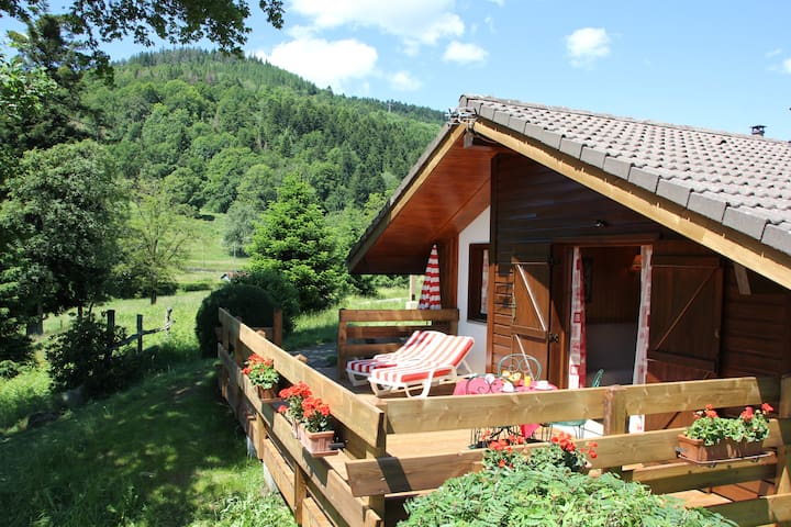 CHALET 4-6 PERSONNES, 2 CHAMBRES