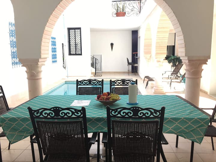 Luxueuse Villa en plein cœur de la Medina