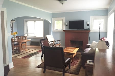 Family-friendly, close to downtown - Cody - House