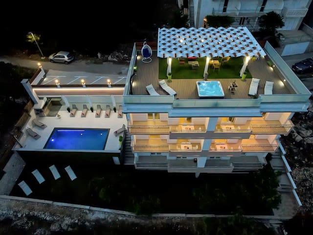 Villa sa bazenom