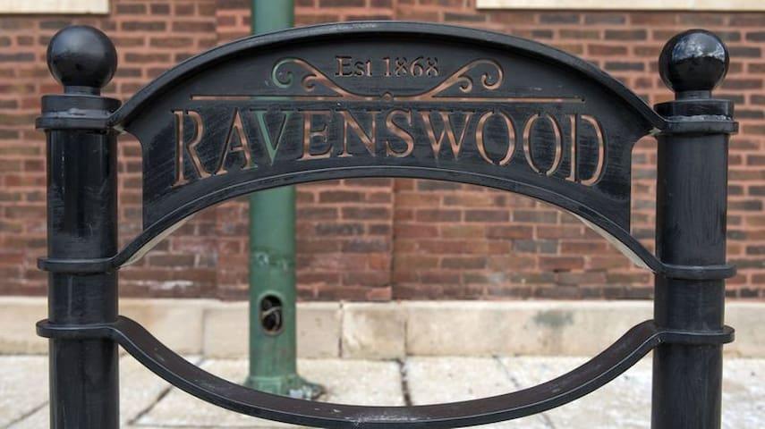 Ravenswood Guidebook