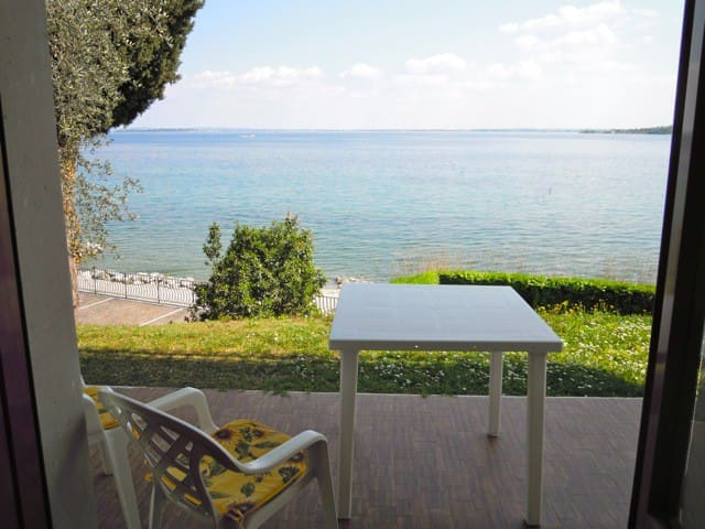 Nice house by the lake Garda - Padenghe Sul Garda - Apartment