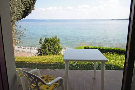 Nice house by the lake Garda - Padenghe Sul Garda