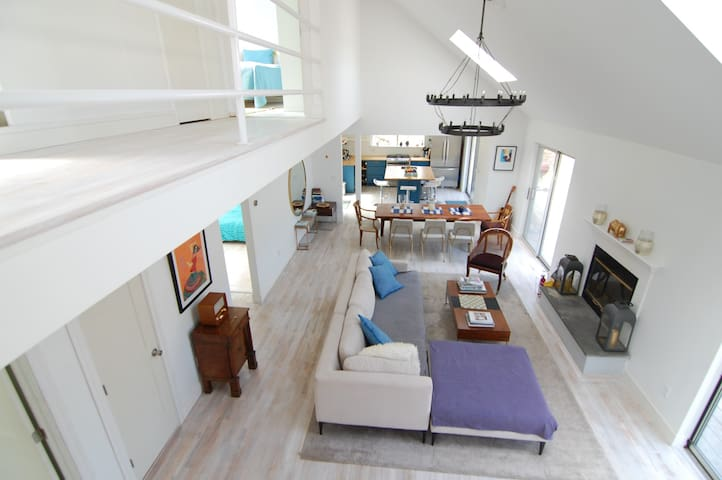Beachy East Hampton Summer House - 4BR 2.5BA, CAC