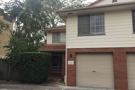 Bulimba / Hawthorne room away from street noise - Rivitalo