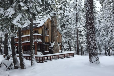 Classic Updated Tahoe Cabin Near Sunnyside & Beach - Tahoe City
