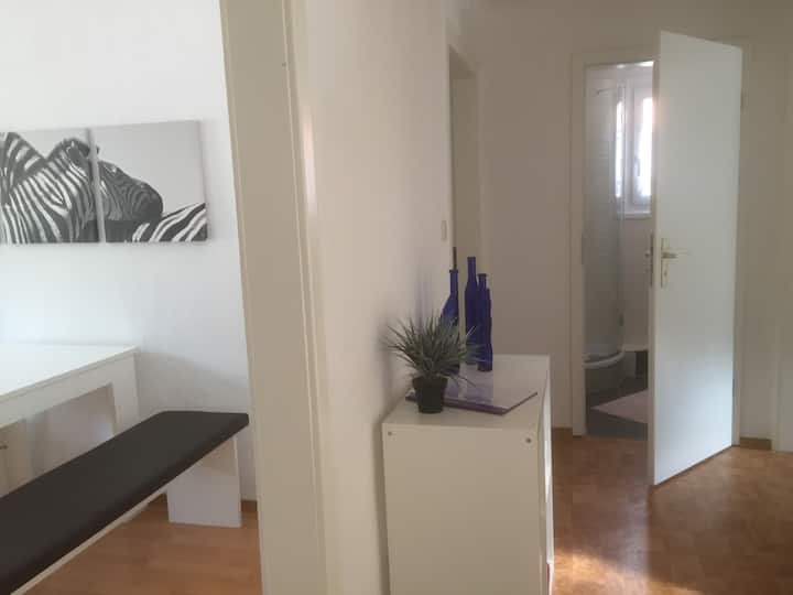 Altensteig Black Forest + Modern apartment, 75 sqm