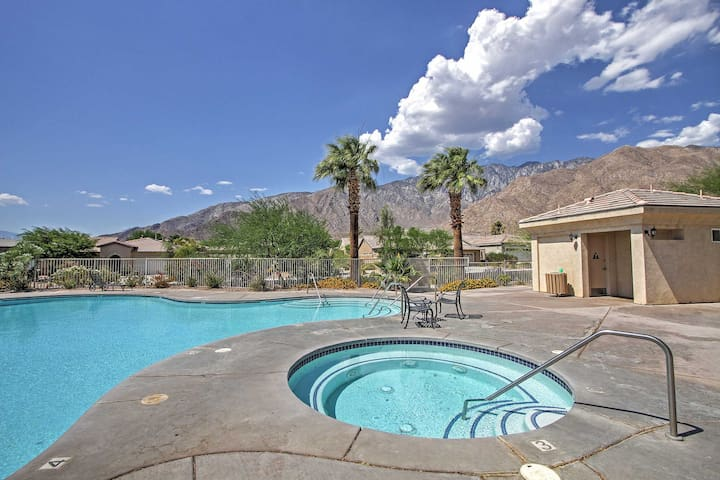 Resort Home w/Backyard-3 Miles to DT Palm Springs