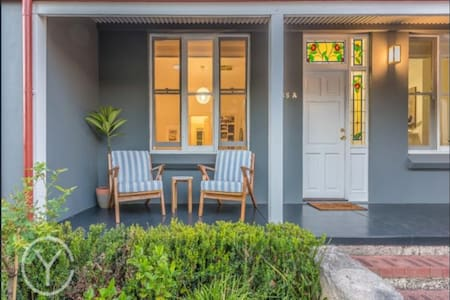 Gorgeous, Peaceful Home & Garden in Central Perth - West Leederville - Haus