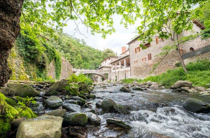 La Ferriera Residence Italy 1bd 1ba - Loro Ciuffenna - Villa