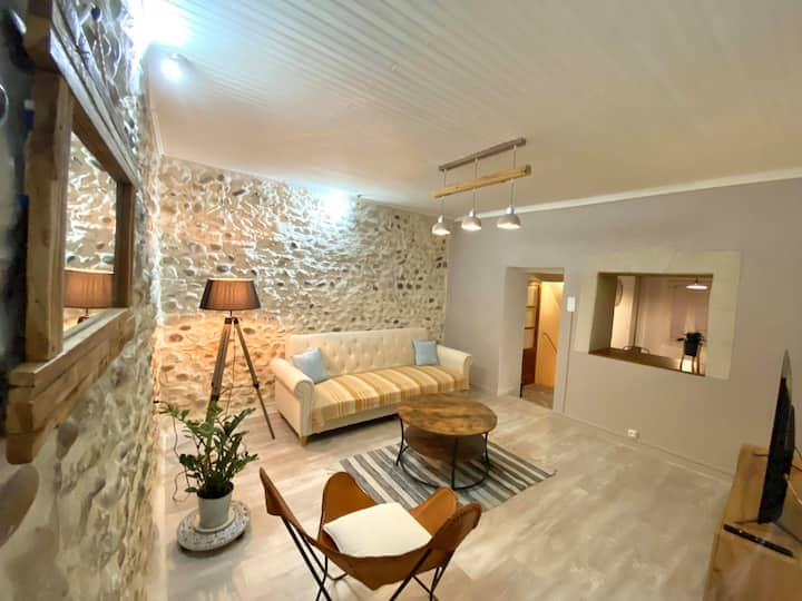 Maison de Village Centre Historique Sud Ardèche