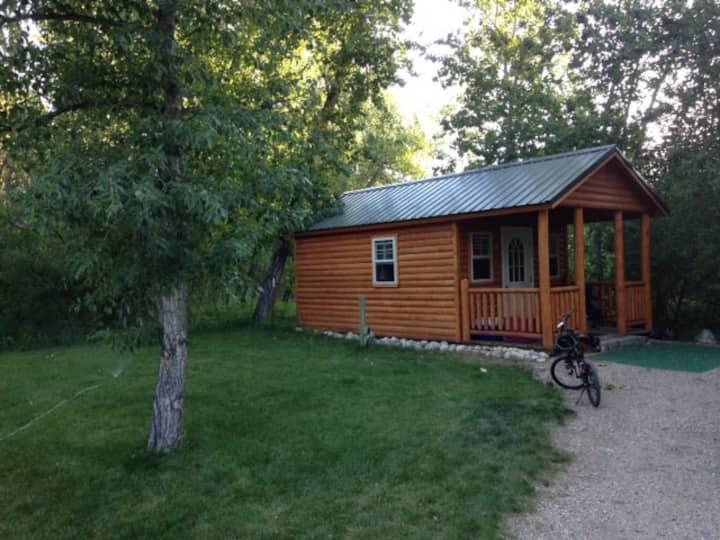 Castaway Cabins #2, Near Red Lodge, MT