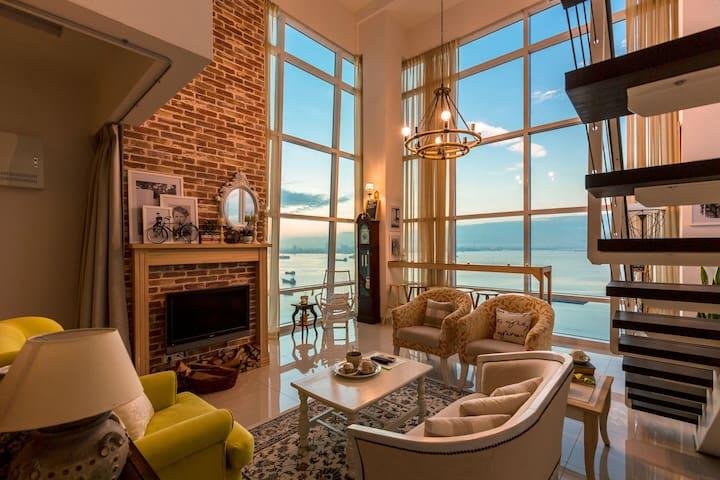 The Panoramic Seaview Cottage ‖ 日出无敌海景