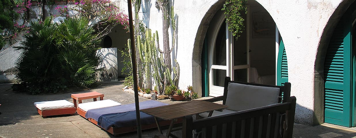 Loft autonomo in villa, Capo d'Arco, Isola d'Elba - Capo D'arco - Loft