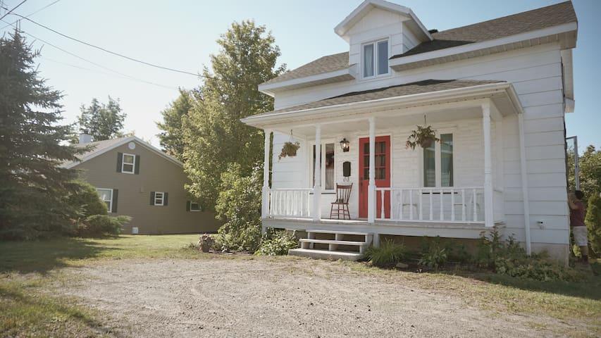 La petite maison du voisin