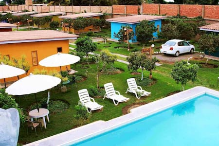 HUACHO: Alojamiento - Hotel Villa Kitzia Huacho