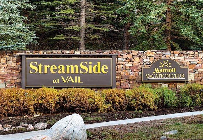 StreamSide at Vail entrance