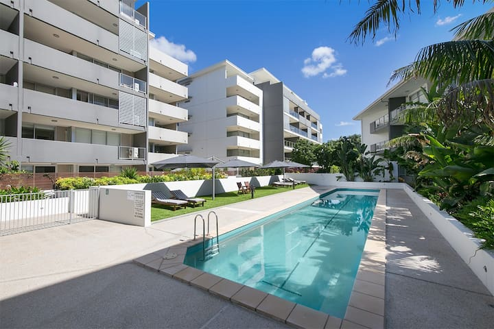 Modern Apartment in Leafy Indooroopilly - Indooroopilly - Daire