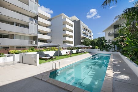 Modern Apartment in Leafy Indooroopilly - Indooroopilly - Apartmen