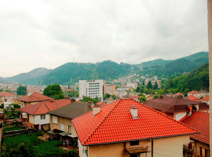 Top flat in Zlatograd, perfect mountain retreat