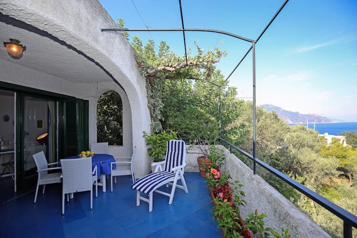 La Terrazza - Houses for Rent in Conca dei Marini, Campania, Italy