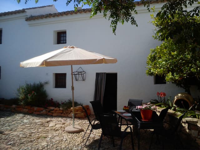 Tipycal lovely Andalucia farmhouse