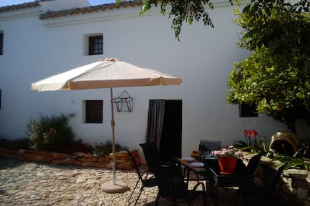 Tipycal lovely Andalucia farmhouse - Fuentes de Cesna