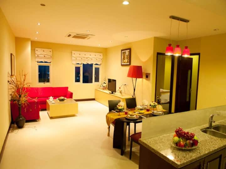 Beautiful Apartment at Da Nang center