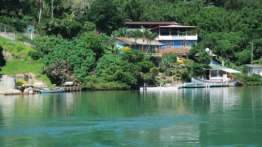 Apartamento 1 quarto Barra da  Lagoa-Florianópolis - Florianópolis
