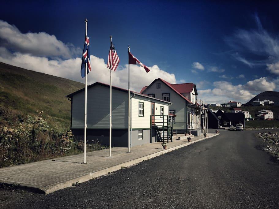 THE ICELANDIC EMIGRATION CENTER Hofsós