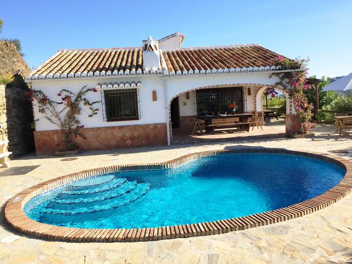 Finca Higueron with private Pool