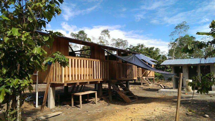 Cabañas Rio Anzu - Provincia de Napo - Hut
