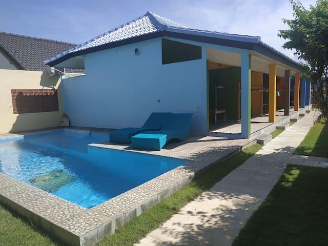 Blue Coco Keramas Gianyar