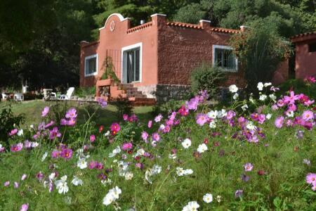 Paz Serrana - Villa Giardino - Бунгало