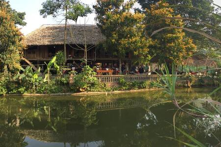 Vu Linh homestay (stilt house)