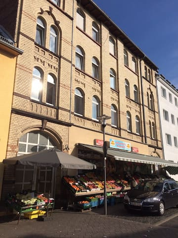 Guestflat for 2-5 persons - Kassel - Wohnung