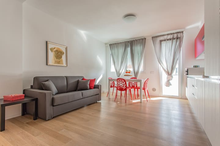 Santa Sofia Apartments - Euganeo Apartment