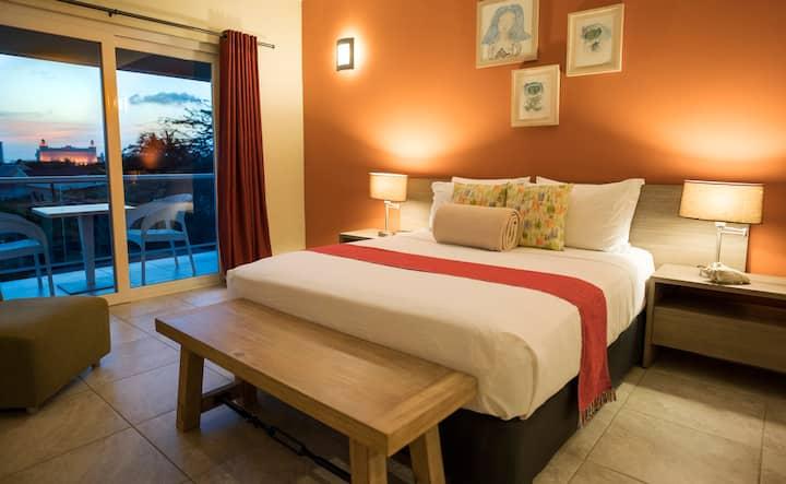 De perfecte kamer in Aruba!