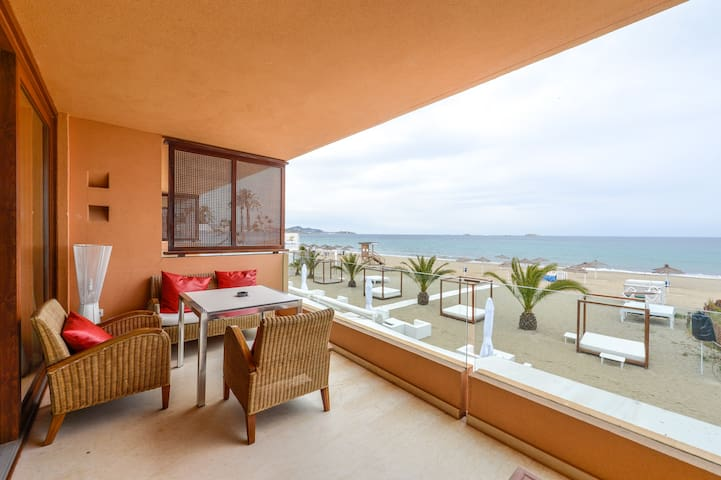 Penthouse by the beach - 2min to Ushuaia and Hi