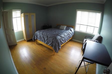 Private Bedroom in Central L.A. - Byt