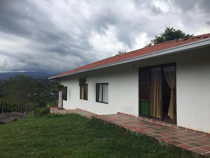 casa de campo villa patricia