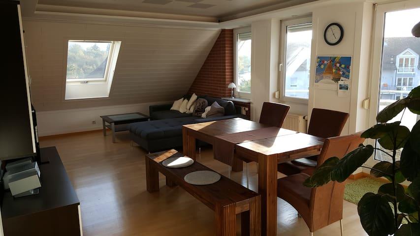 ☆ Maisonetten-Wohnung mit traumhaftem Panorama ☆