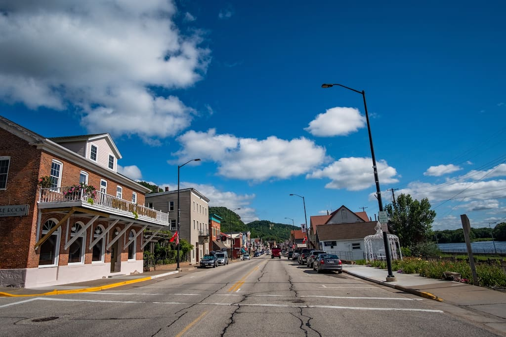 Downtown Alma