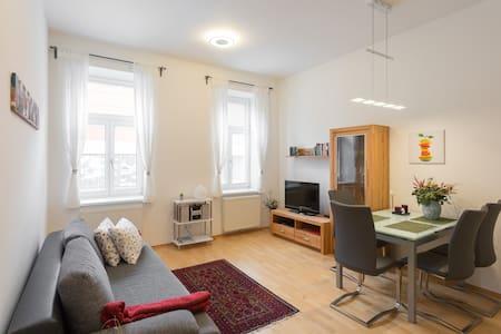 Topsanierte, ruhige 2 Zimmerwohnung - Wenen - Appartement