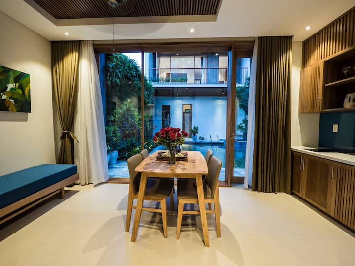 Tam House ♥️ Pool NextDoor Room ♥️ Free Breakfast