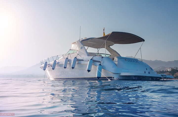 Yacht  Private Living or Charter at Puerto Banus