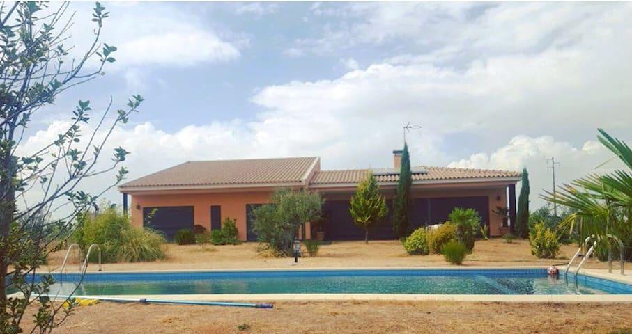 Villa luxueuse avec piscine - Sendim - Casa de camp